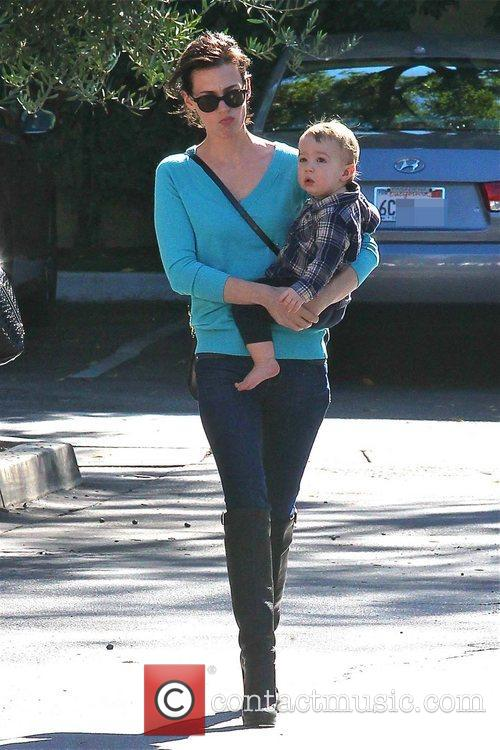 January Jones and Xander 3