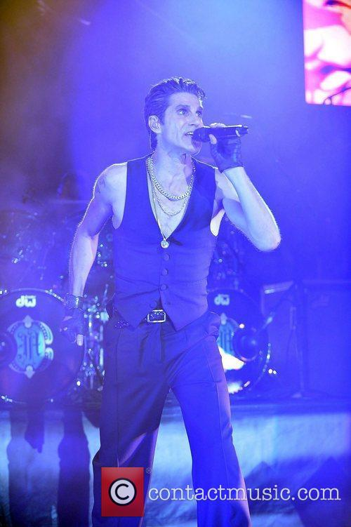 Perry Farrell and Jackie Gleason 8