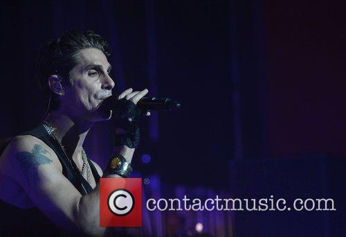 Perry Farrell and Jackie Gleason 12