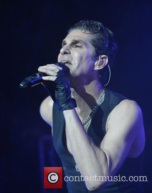 Perry Farrell and Jackie Gleason 16