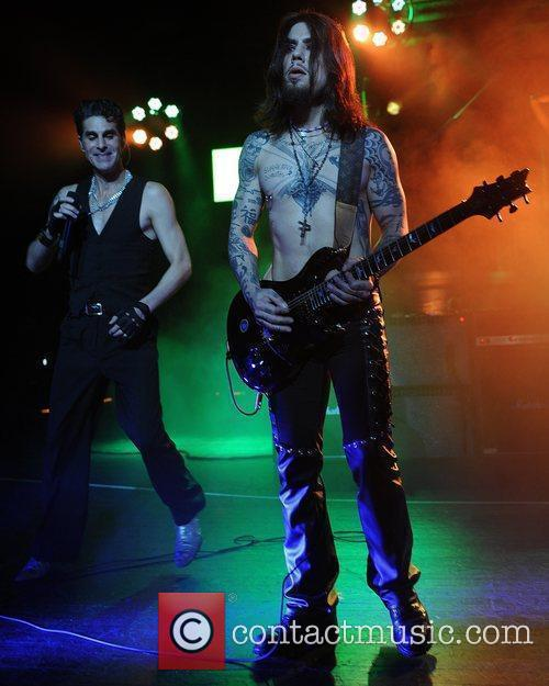 Perry Farrell and Dave Navarro 2