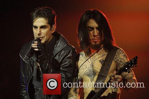 Perry Farrell, Dave Navarro and Massey Hall 2