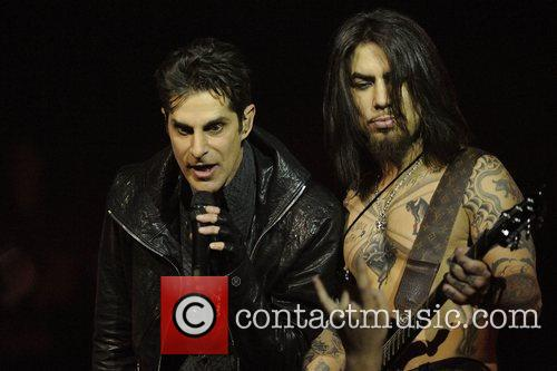 Perry Farrell, Dave Navarro and Massey Hall 4