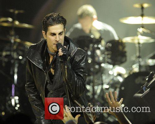 Perry Farrell and Massey Hall 10