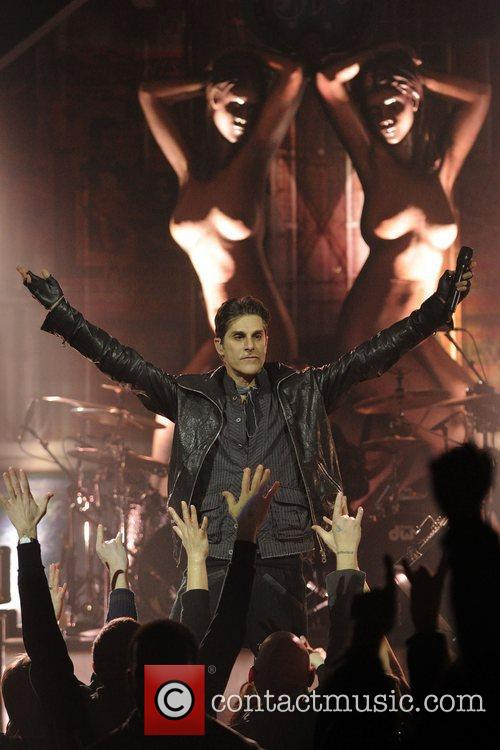 Perry Farrell and Massey Hall 11