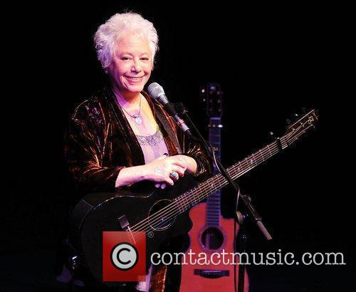 Iconic American singer/songwriter Janis Ian performs at Vicar...