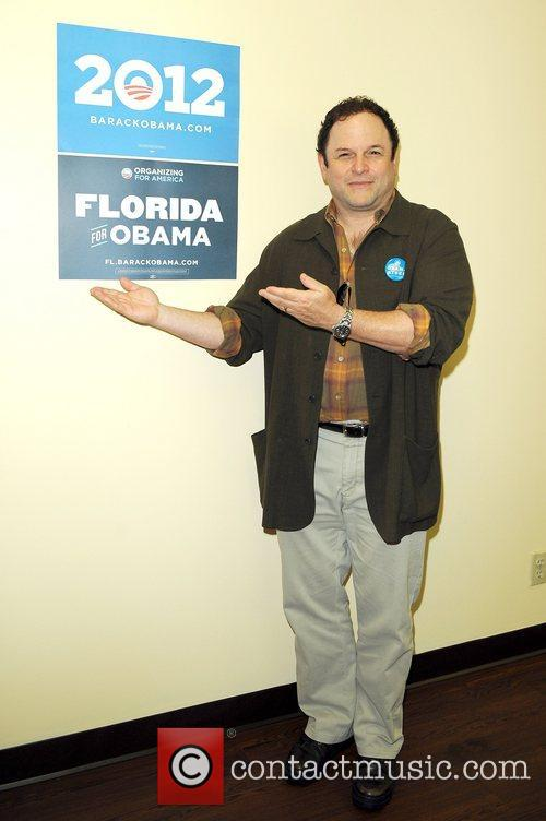 Actor Jason Alexander, Obama For America Florida, Medicare Round Table and Mae Volen Center 7