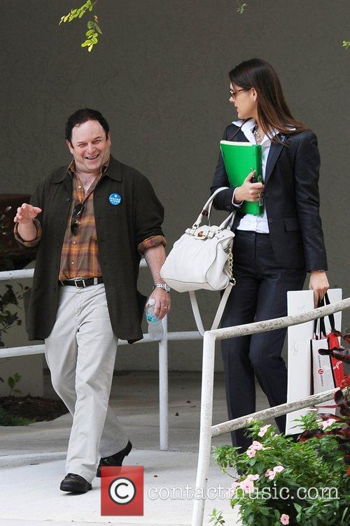 Actor Jason Alexander, Obama For America Florida, Medicare Round Table and Mae Volen Center 19