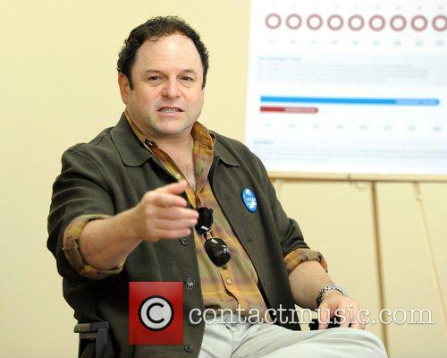 Actor Jason Alexander, Obama For America Florida, Medicare Round Table and Mae Volen Center 3