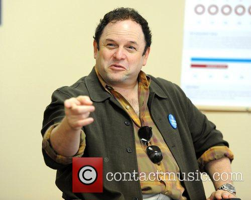 Actor Jason Alexander, Obama For America Florida, Medicare Round Table and Mae Volen Center 2