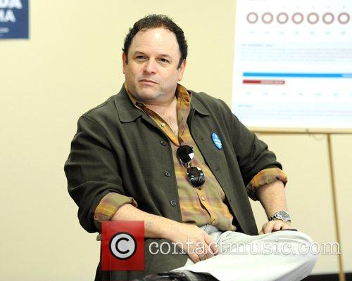 Actor Jason Alexander, Obama For America Florida, Medicare Round Table and Mae Volen Center 17