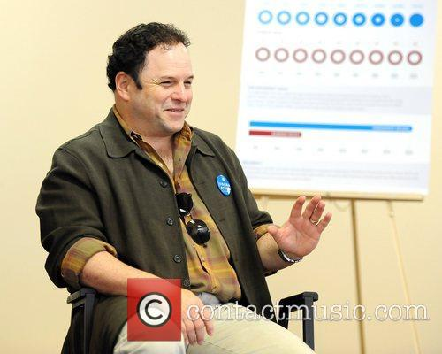 Actor Jason Alexander, Obama For America Florida, Medicare Round Table and Mae Volen Center 8