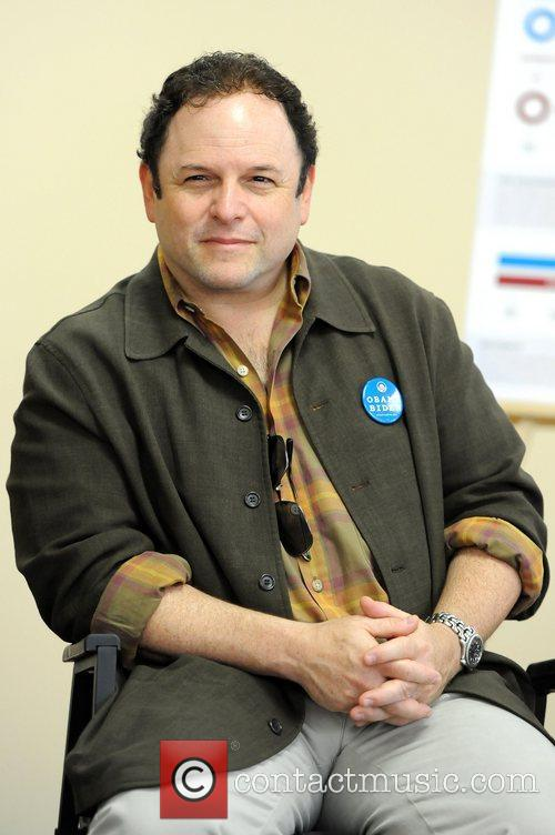 Actor Jason Alexander, Obama For America Florida, Medicare Round Table and Mae Volen Center 14