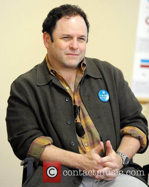 Actor Jason Alexander, Obama For America Florida, Medicare Round Table and Mae Volen Center 1