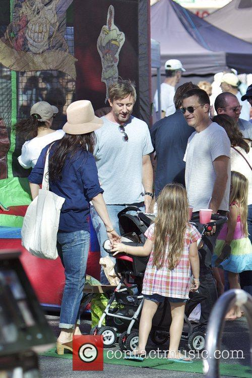 Jason Bateman and Farmers Market 4