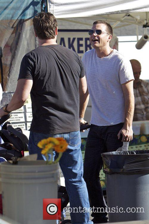 Jason Bateman and Farmers Market 8