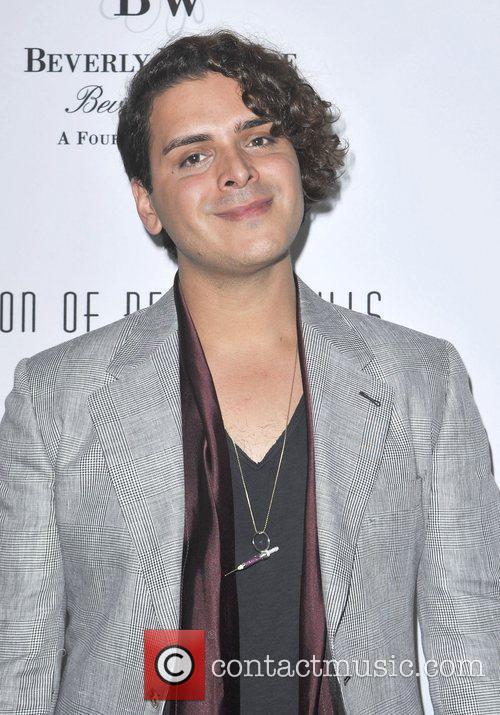 Designer Markus Molinari,  at Jason of Beverly...