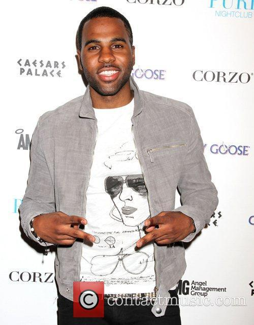 Jason Derulo Pure nightclub welcomes a live performance...