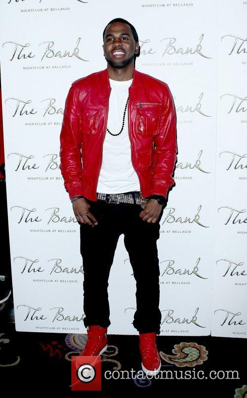 Jason Derulo and The Bank nightclub 3
