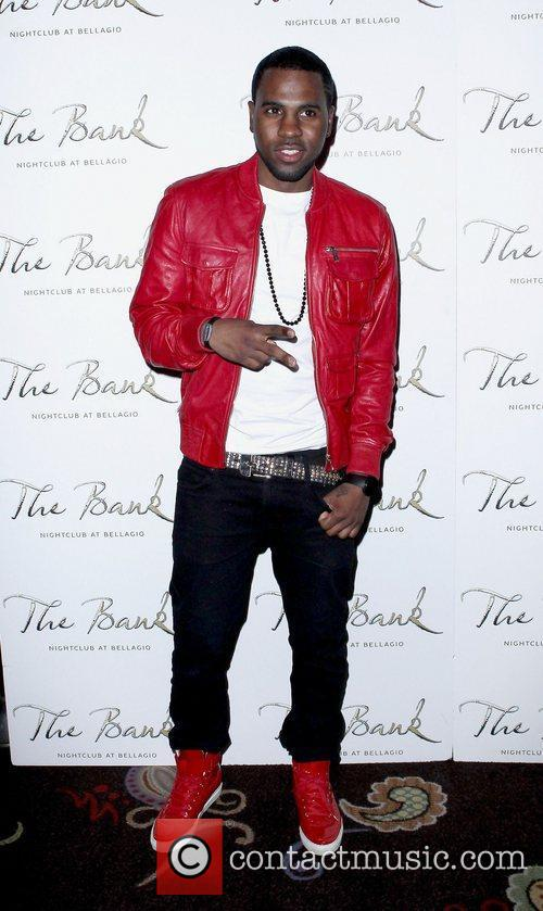 Jason Derulo and The Bank nightclub 7