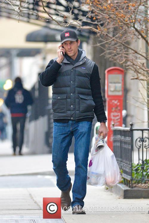 Jason Hoppy Jason Hoppy grocery shopping in Tribeca,...