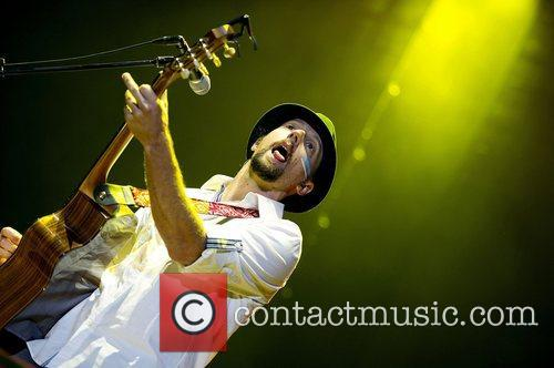 Jason Mraz and Ziggo Dome 5