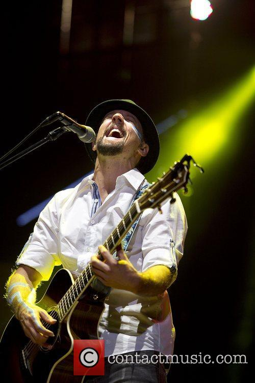 Jason Mraz and Ziggo Dome 6