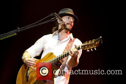 Jason Mraz and Ziggo Dome 9