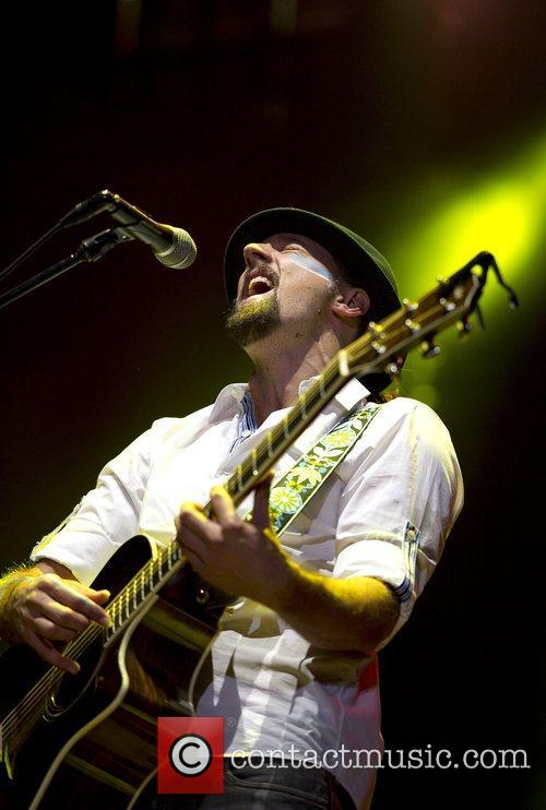 Jason Mraz and Ziggo Dome 4
