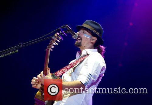 Jason Mraz and Ziggo Dome 1