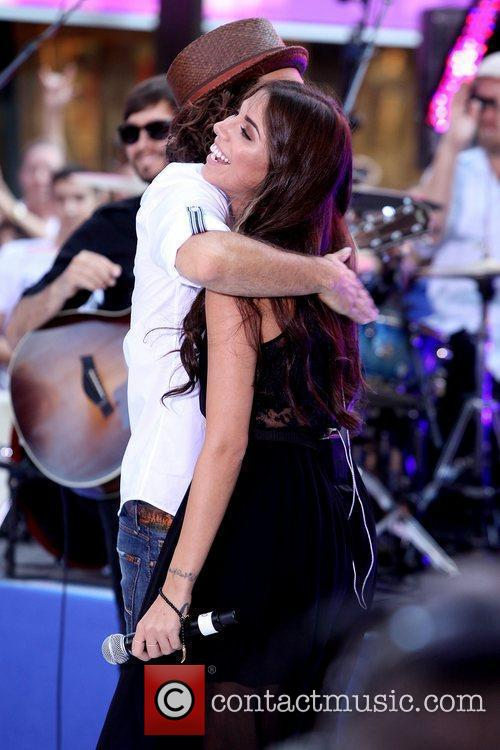 Jason Mraz and Christina Perri 9