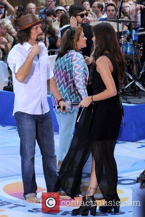 Jason Mraz and Christina Perri 5