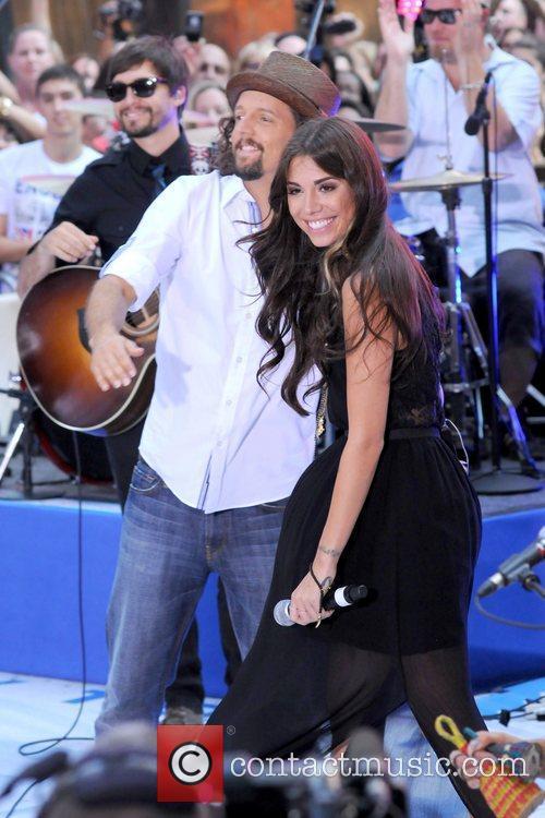 Jason Mraz and Christina Perri 10