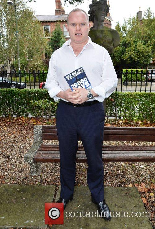 Jason O'Callaghan launches his new book entitled 'Get...