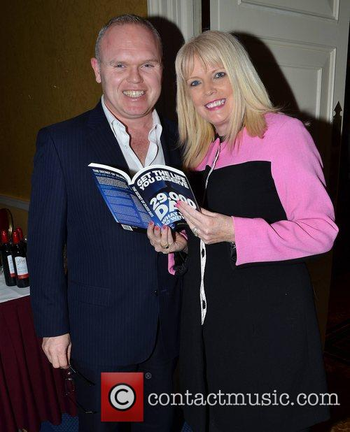 Jason O'Callaghan and Mary Mitchell O'Connor  Reception...