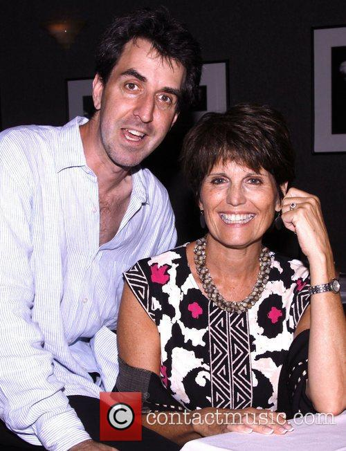 Jason Robert Brown and Lucie Arnaz  Jason...