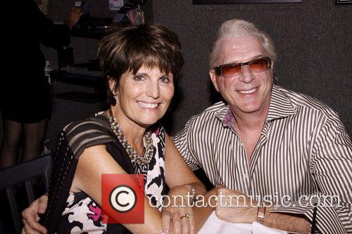 Lucie Arnaz and Ron Abel Jason Robert Brown...