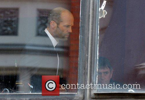 jason statham filming scenes for his new 3837912
