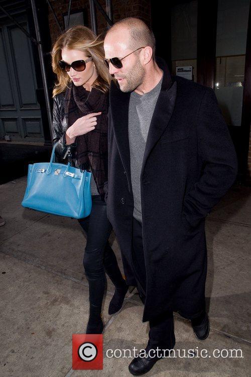 Jason Statham and Rosie Huntington-Whiteley 8