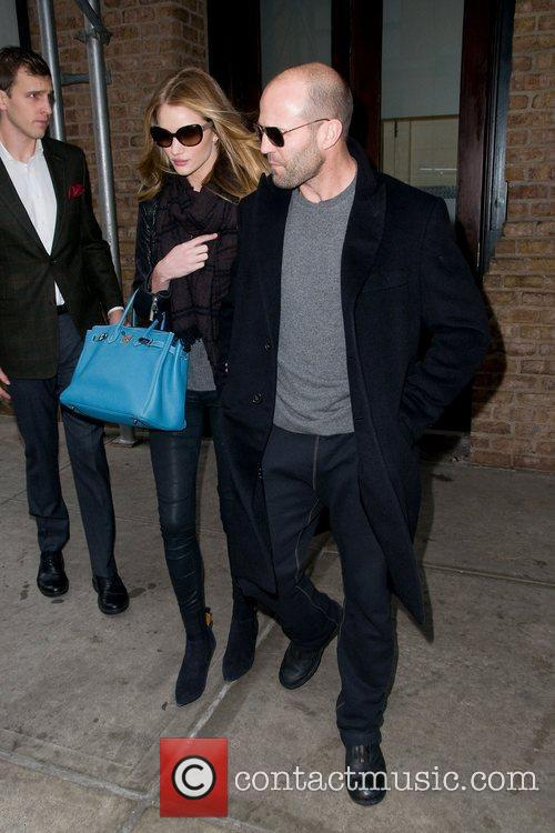 Jason Statham and Rosie Huntington-Whiteley 9