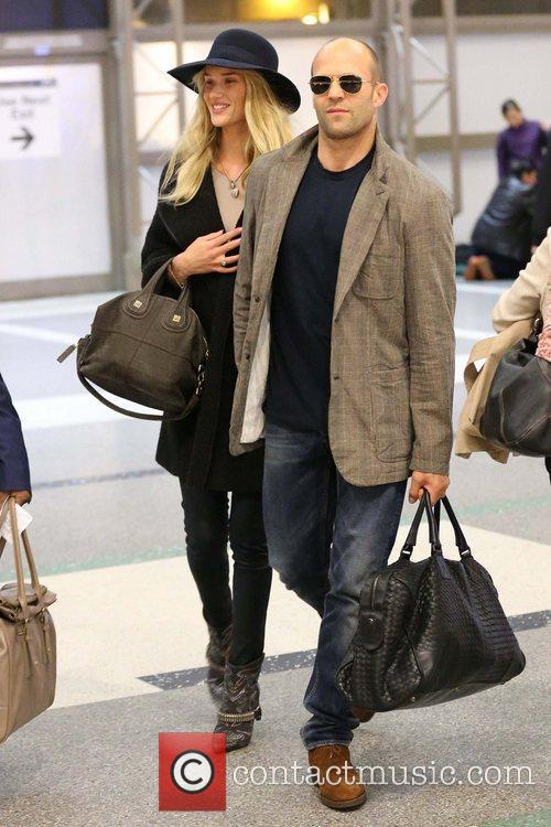 Jason Statham and Rosie Huntington-Whiteley 12