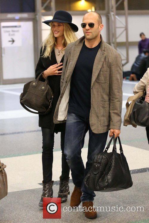 Jason Statham and Rosie Huntington-Whiteley 13