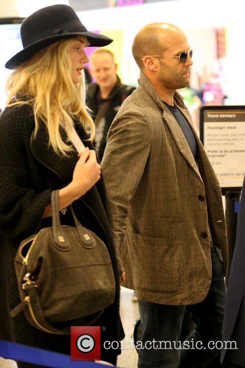 Jason Statham and Rosie Huntington-Whiteley 15