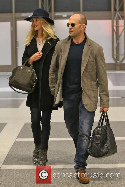 Jason Statham and Rosie Huntington-Whiteley 16