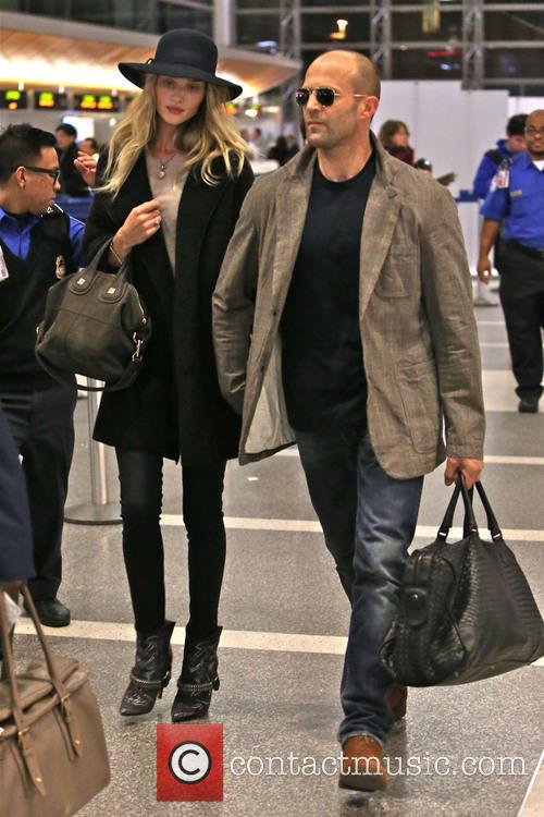 Jason Statham and Rosie Huntington-Whiteley 22