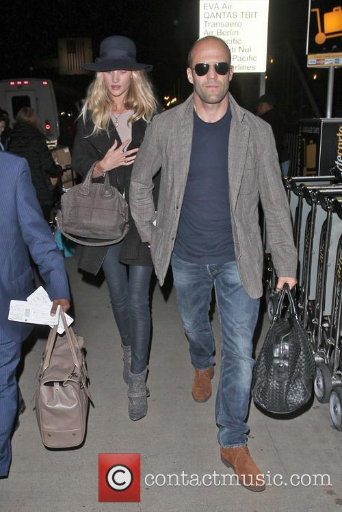 Jason Statham and Rosie Huntington-Whiteley 12