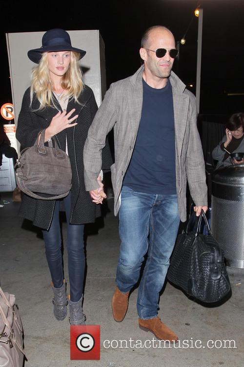 Jason Statham and Rosie Huntington-Whiteley 15