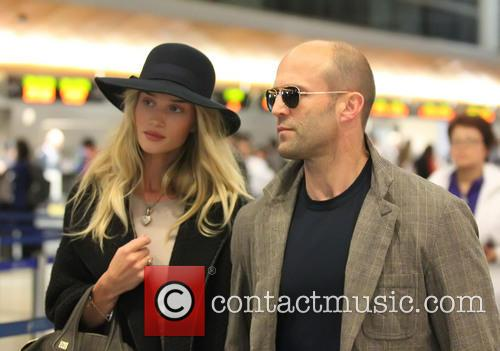 Jason Statham, Rosie Huntington-Whiteley and International 9