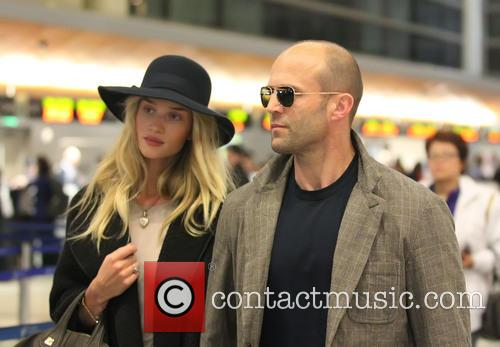 Jason Statham, Rosie Huntington-Whiteley and International 12