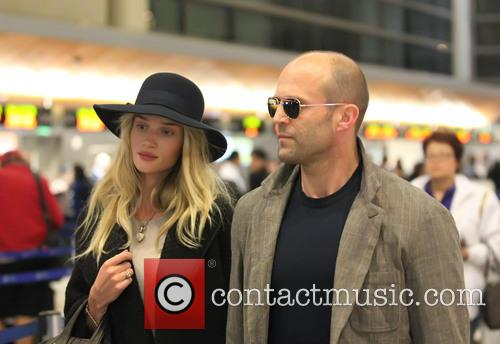 Jason Statham, Rosie Huntington-Whiteley and International 10